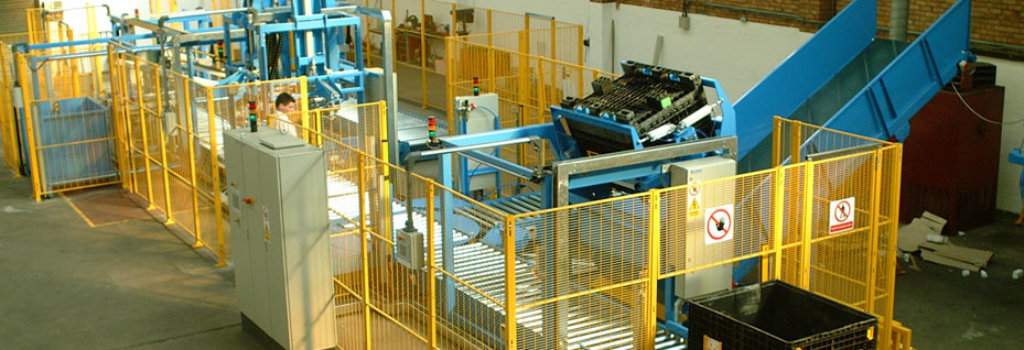 Custom mechanical handling solution