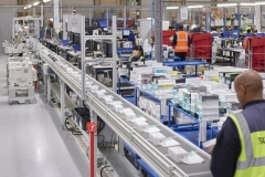 Inline packing solution for EE at Kuehne + Nagel