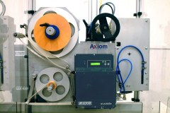 Axiom's series 3000 labelling system
