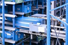Automated mini load system ensures efficient order picking at Lakeland