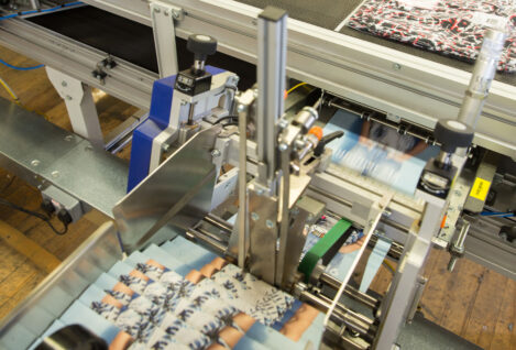 automated labelling - order lead times