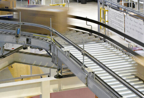 Automated conveyor solution for Lakeland