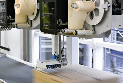high speed labelling system