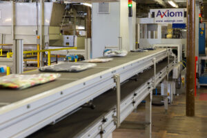 Automated packing line solution for JD Williams
