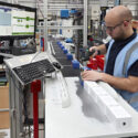 Axiom's automated line increases throughput by tenfold for Unipart Technology Logistics